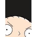 Stewie - Family Guy (30 x 45 cm)