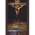 Christ of St. John of the Cross (41 x 61 cm)