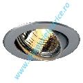 Plafoniera GU10 SP downlight crom mat
