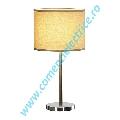 SOPRANA lampa de masa TL-2  bej textil  E27