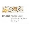 AQUILEIA GAUDI BRONZ LL 0514875