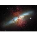 Galaxia Messier 82 (91 x 61 cm)