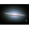 Galaxia Sombrero II (91 x 61 cm)