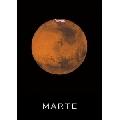 Planeta Marte (61 x 91 cm)