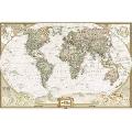 Harta Lumii - politica (91 x 61 cm)