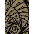 Spirala Abstracta (61 x 91 cm)