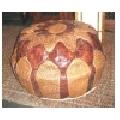 Perna decorativa piele bizon OR02