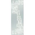 Usa glisanta sticla MIRAGE 800x2100 mm