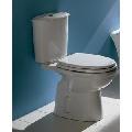 Vas WC stativ monobloc Karla cu scurgere laterala, sistem actionare Geberit