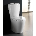 Vas WC monobloc Venice cu scurgere laterala, sistem  actionare Geberit