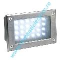 Aplica de exterior BRICK LED 24