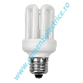 Bec fluorescent compact 4U XEU48-13U E27/K