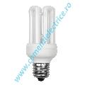 Bec fluorescent compact 4U XEU48-15U E27/K