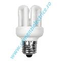 Bec fluorescent compact 4U XEU48-9U E27/K