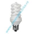 Bec fluorescent compact ETU-MSS 15W/827 E27