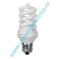 Bec fluorescent compact ETU-MSS 15W/841 E27
