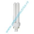 Lampa compacta neintegrata T2U-18W/4P 4000K