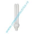 Lampa compacta neintegrata T2U-26W/K
