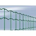 Plasa de gard verde sudata NOVAPLAX 60x100mm 200cm 25m