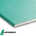 Placa gips-carton hidro 12,5 mm LAFARGE