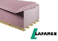 Placa gips-carton ignifuga 12.5 mm LAFARGE
