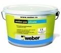 Tencuiala decorativa silicata Weber pas.silicate grupa 3 de culoare