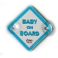 Semn de avertizare Baby on board
