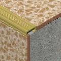 Protectie din eloxALUM20® pentru trepte ceramice, 10 mm adancime