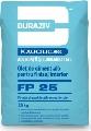 DURAZIV FP 25 GLET DE CIMENT ALB PENTRU INTERIOR 20KG