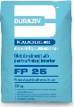 DURAZIV FP 25 GLET DE CIMENT ALB PENTRU INTERIOR 5KG