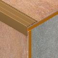 Protectie cu caneluri din eloxALUM20<sup>®</sup>, 25 x 20 mm