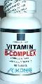 VITAMINA B COMPLEX Forte cu Factori Lipotropici 60 comp