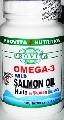 OMEGA 3 ULEI DE SOMON SALBATIC DE PACIFIC 100 gelule 1000 mg