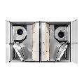 Sisteme industriale de ventilatie cu recuperarea caldurii, Multi+ 1500 m3/h, 2500 m3/h, 3500 m3/h, 5