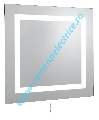 Oglinda iluminata Bathroom Lights 8510 T5 4x13W lumina intermediara