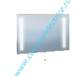Oglinda iluminata Bathroom Lights G4 8x7W lumina calda