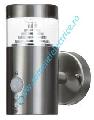 Aplica GARDA LED AL+Sensor 30x3W