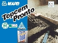 Mortar predozat MAPEI TOPCEM PRONTO