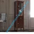 Mobilier baie lemn culoare nuc 160.5X46.5 cm gama Retro
