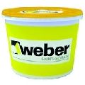 Weber.pas TopDry Tencuiala Decorativa Ultrapermeabila - grupa de culoare 3 - 25 kg