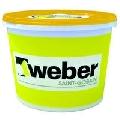 Weber.pas TopDry Tencuiala Decorativa Ultrapermeabila - Grupa de culoare 1 - 25 kg