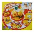 Set plastilina Delicious Hamburger 0007