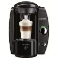 Espressor automat Bosch Tassimo Fidelia TAS 4012EE, 1300 W, 2 l, 3.3 bar, T-discuri, Negru