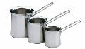 Ibric inox Kuchenprofi 10 1077 28 04, capacitate 400 ml