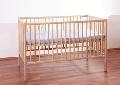 Patut copii lemn fara sertar Radek X 3600 Natur - Patut
