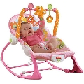 Balansoar 2 in 1 Infant to Todler Pink - LGNY8184 LGNY8184