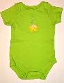 Body verde bebe - Body