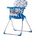 Scaun de masa copii PRACTICO albastru - Scaun