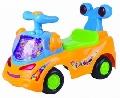 Masinuta de impins pentru copii 361 Portocaliu -  MYK624 MYK00003970