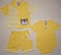 Costumas galben pentru bebe - 9256\' 9256\'
